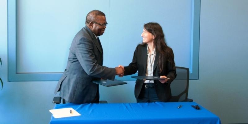 Lancement du nouveau partenariat entre l'Ecole de Santé Publique de Kinshasa et la UCLA Fielding School of Public Health