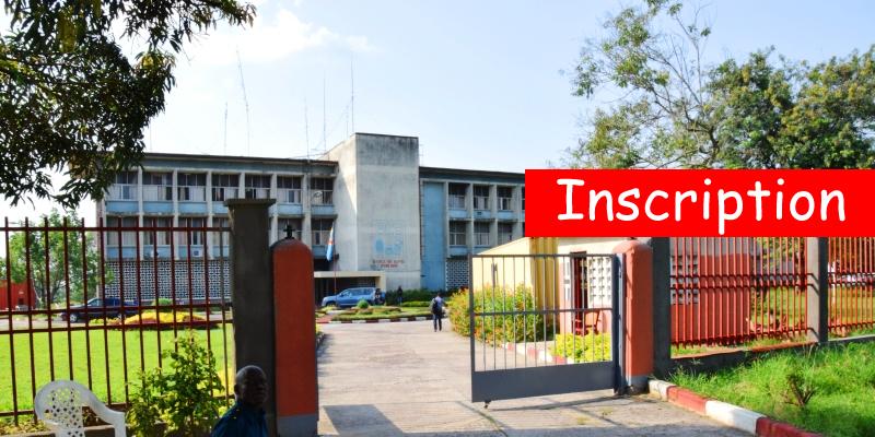 Inscription à l'Ecole de Santé Publique de Kinshasa