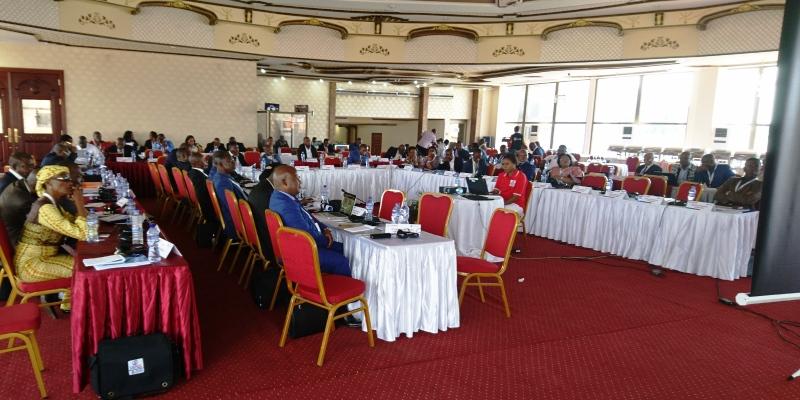 Deuxième cours  international sur la décentralisation dans le secteur de la santé à Kinshasa