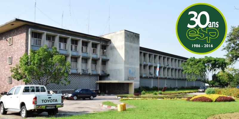 L'Ecole de Santé Publique de Kinshasa (ESPK) célèbre ses 30 ans