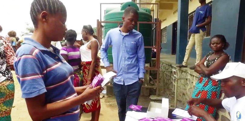 UNE NOUVELLE SOURCE DE DONNÉES OFFRE UNE OPPORTUNITÉ RARE DE SUIVRE L'APPROVISIONNEMENT EN CONTRACEPTIFS EN RÉPUBLIQUE DÉMOCRATIQUE DU CONGO