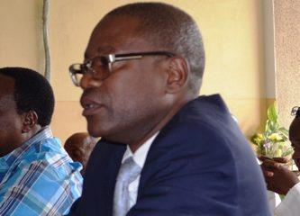 Professeur MASHINDA KULIMBA Désiré