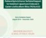 Partnership to Enhance Technical Support for Analytical Capacity and Data use in  Eastern and Southern Africa (PERSuADE)