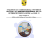 Rapport d'enquête par L'Ecole de Santé Publique de l'Université de Kinshasa